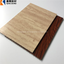 Aluminiumbienenwaben-Sandwichplatten für Dekoration