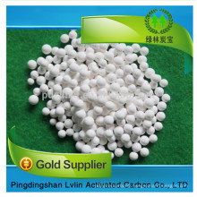 Cheap Alumina Pellet Filter Drier Hollow Ceramic Ball Activated Alumina price per Ton/price in kg