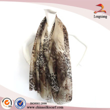 New Fashion Wholesale Leopard Print Scarf Shawl