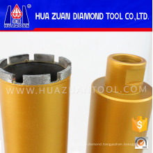 Diamond Drilling Core Bits Laser Welded