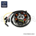 ZUNDAPP Stator Puch Old Moped (P / N: ST04055-0014) Qualité Supérieure