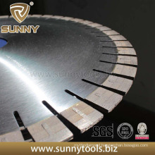 Special Shape Diamond Saw Blade for Granite Cutting (SY-DISC-T001)