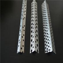 Grânulos de canto de gesso de ângulo de alumínio expandido
