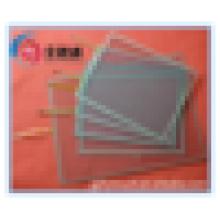 Película al panel de cristal de la pantalla táctil, precio bajo 4 alambre panel resistente de la pantalla táctil