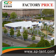 Matériaux en PVC massif et en PVC haute qualité. Tentes épaisses géantes à la vente avec des tentes de pagode d'entrée 5X5m