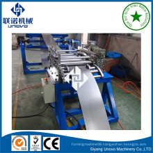 metal section c channel bracket roll forming machinery