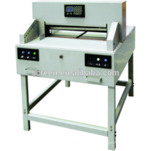 High-duty Programs 450mm programmable paper guillotine shipping free