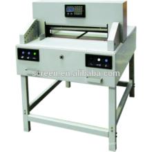 Programas de alta capacidade 450 mm de papel de guilhotina de papel programável grátis