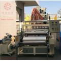 Envoltura automática estiramiento de LLDPE fabricación de máquina