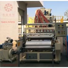 Quebra automática de LLDPE filme estirável máquina de fabricação