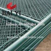 Painéis Usados da Cerca da China, Cerca de Ligação de Cadeia de Aço, Portões Usados da Cerca da Cadeia