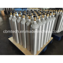 Manufacture Sale Various Sizes of Laughing Gas Aluminum Cylinders