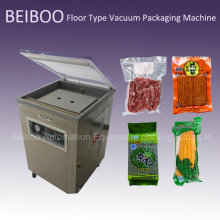 Máquina de empacotamento de vácuo de tipo piso (DZ-400)