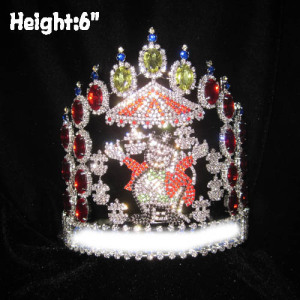 Crystal Circus Tent Pageant Crowns