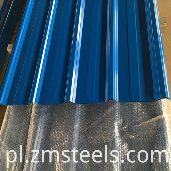 Galvanized Corrugated Sheet &Amp Roofing Sheet