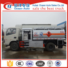 Dongfeng 4 * 2 Kleinwagen Tankwagen zum Verkauf