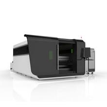 Fiber Laserschneidmaschine für Edelstahl
