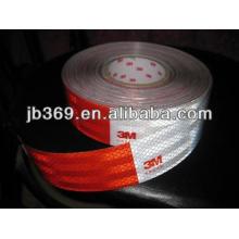 светоотражающая лента для грузовиков для автомобилей белого и красного стикера