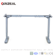 Orizeal electric lift desk,sit stand electric desk,stand up desk electric(OZ-ODKS052D-3)