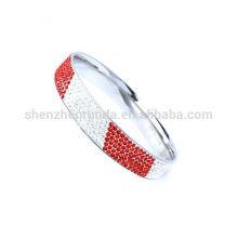 Bunte österreichische Kristall Hochzeit Armbänder für Frauen