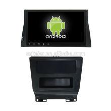 Quatro núcleos! Android 6.0 carro dvd para Honda Accord com 10.1 polegadas tela capacitiva / GPS / Link Mirror / DVR / TPMS / OBD2 / WIFI / 4G
