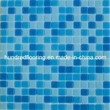 Mosaïque de piscine en mosaïque de verre (HSP318)