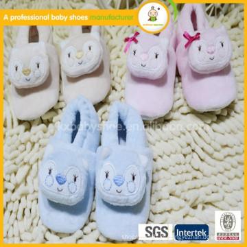 Atacado sapatos de bebê de sapatos de couro suaves 2015