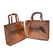Metalowe laminowane torba na zakupy