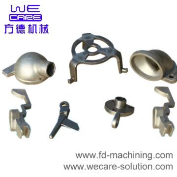 Fresado CNC de aluminio / mecanizado / máquina / piezas mecanizadas con CE