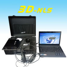 3d Nls Quantum Magnetic Resonance Health Analyzer For Spa Club And Beauty Salon