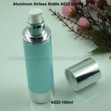100ml Aluminum Airless Serum Press Bottle