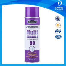 Top Grade Strong Multi-purpose Adhesive Spray Glue For Glass