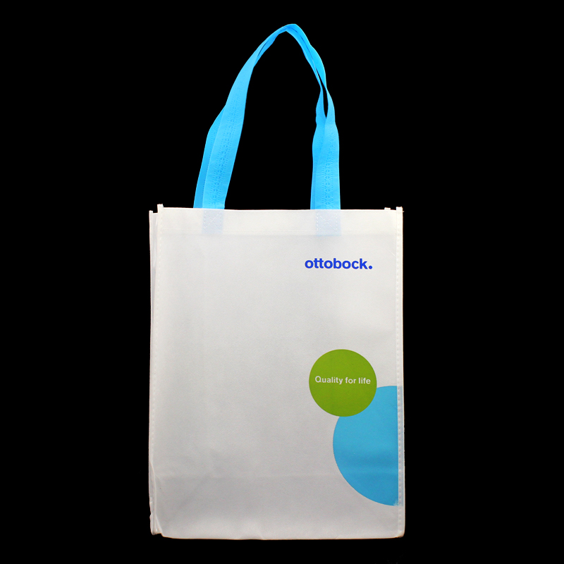 Colorful Supermarket Non Woven Bag