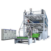 PP Spunbond Nonwoven Fabric Produktionslinie (FM-1600)