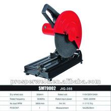 Cortador de 355mm, cortador de alta calidad de la herramienta eléctrica con alta calidad