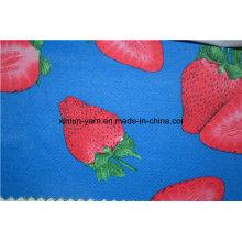 Textile à la maison simple fait par tissu de tissu d'impression solide