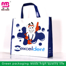 Umweltfreundlicher langlebiger nichtgewebter Gewebetasche guangdong Fabrikgroßhandel des materiellen Hochleistungs