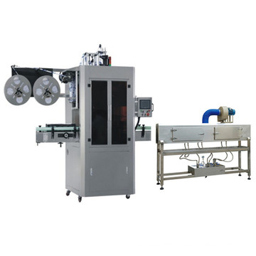 Automatic Bottle Cap Shrink Sleeving Label Machine on Promotion