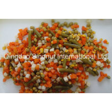 Canned Mixed Vegetables (5 kinds vegetables mixed HACCP ISO BRC)