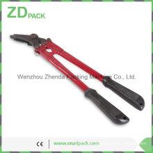Cortador de cinta de acero mango medio Cr-22