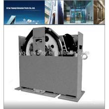 Regulador de velocidad de las partes del elevador, regulador de sobrevelocidad de las partes del elevador, regulador de la cuerda del elevador