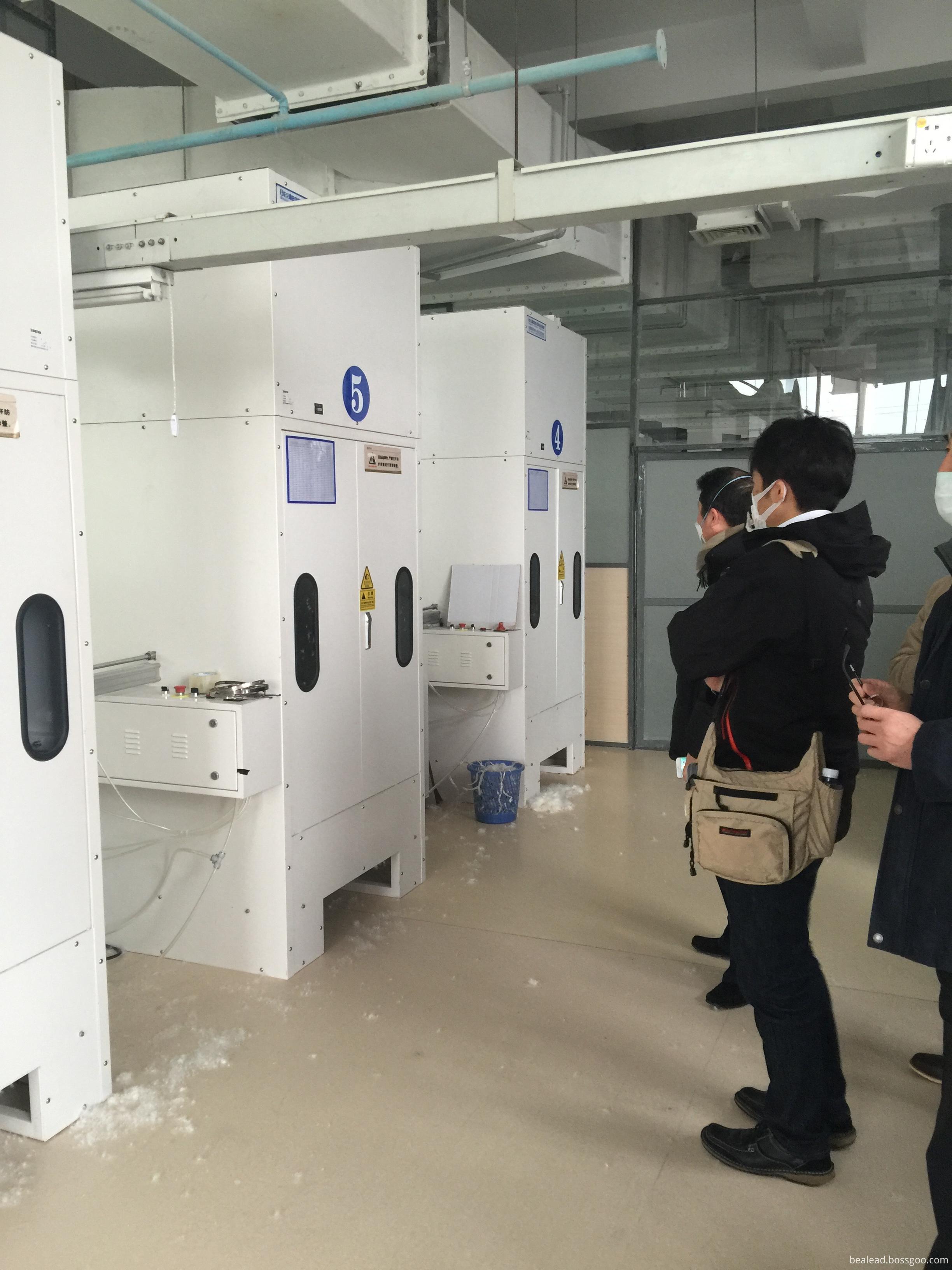 Feeding machine factory