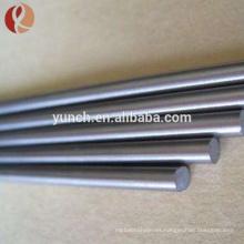 varilla / barra superconductora de titanio-niobio en el precio de la pierna