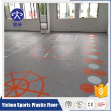 тренажерный зал пол коврик ПВХ спортивные покрытия