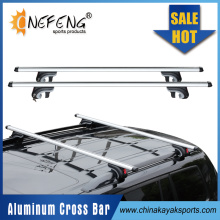 2016 Car Accessories Aluminum Cross Bar Roof Rack Roof Bar For Cargo Luggage