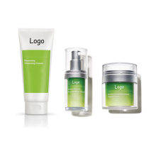 Personalice el conjunto de cuidado de la piel con cúrcuma contra el acné