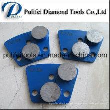 Алмазные шлифовальные колодки в круг конкретные шлифовальные сегмент