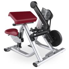 Fitnessstudio Bodybuilding Ausrüstung Bizeps Curl / Fitnessgeräte Bizeps-Workout-Maschine für das Leben