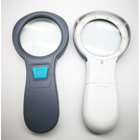 Led Magnifier Light with 10 LED