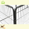 Outdoor 4 Panels Pet Dog Fence